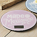 Mason Cash Bake My Day Scale - Pink