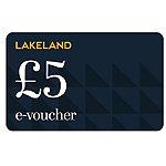 £5 Lakeland e-voucher
