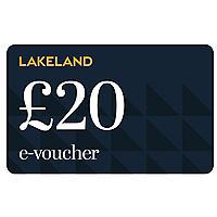 £20 Lakeland e-voucher
