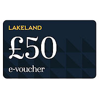 £50 Lakeland e-voucher