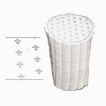 200 Soak Up Disposable Paper Drinks Coasters