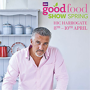 BBC Good Food Festival - Hampton Court