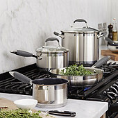 Lakeland Stainless Steel Pots and Pans