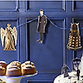 Doctor Who Partyware Range