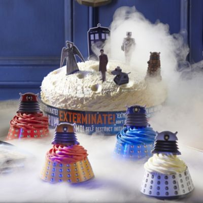Doctor Who Cake Presentation Range in cake decoration at ...