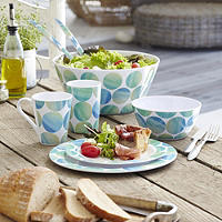 Sea Breeze Melamine Tableware