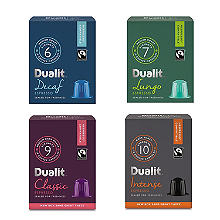 Dualit® NX® Coffee Capsules