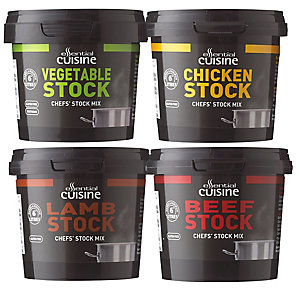 Essential Cuisine Chef's Stock Mixes
