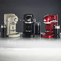 KitchenAid® Nespresso® with Aeroccino Bundles