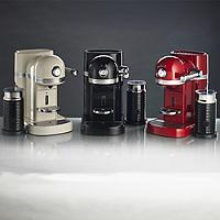 KitchenAid® Nespresso® with Aeroccino Bundles