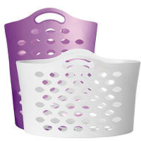 Flexible Laundry Baskets