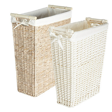 Slimline Laundry Baskets In Laundry Baskets And Bins At