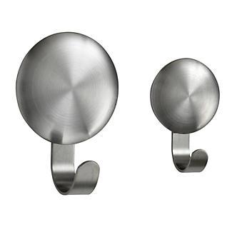 Self-Adhesive Stainless Steel Hooks
