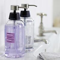 simplehuman Filled Soap Pumps