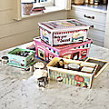 Vintage Sweet Storage Boxes