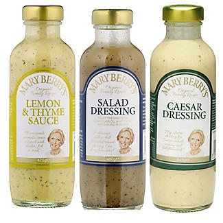 Mary Berry's® Dressings and Sauces