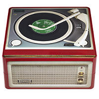 Retro Musical Gift Range