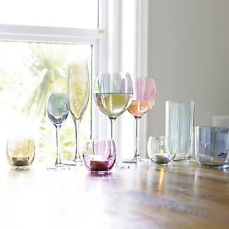 LSA Polka Glassware
