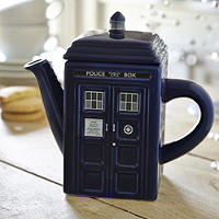 Doctor Who Tableware Collection