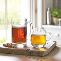 LSA Beer Tankards