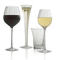 LSA Aurelia Glassware