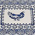 Emma Bridgewater Blue Hen Range