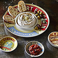 Camembert Serving Collection