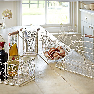 Rustic Wire Range