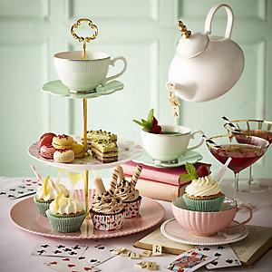 Eclectic Afternoon Tea Range
