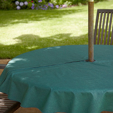 Tablecloths with Opening