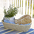 Rustic Serving Baskets