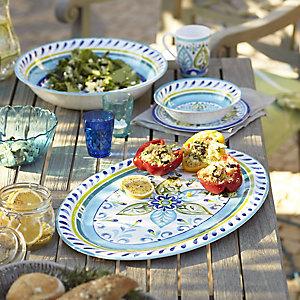 Riviera Melamine Tableware