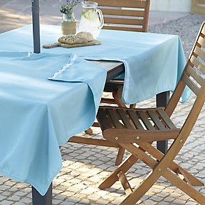 Waterproof Tablecloths With Opening
