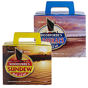 Woodforde's Real Ale Kits