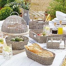 Rustic Tableware Range