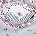 Frills and Spills Partyware