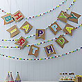 Happy Birthday Partyware Range