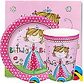 Rachel Ellen Princess Partyware