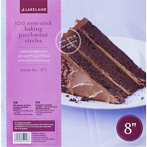 Baking Parchment Circles