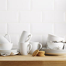 Lakeland Value Range Crockery