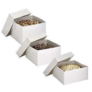 Cake Boxes With Lids
