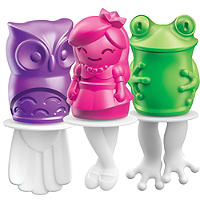 Zoku® Character Pop Moulds