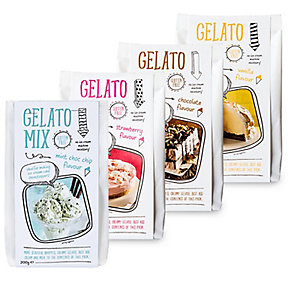 Gelato Mix Range