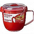 Sistema® Klip It Soup Mugs