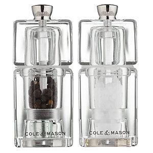 Cole and Mason Mini Cube Mills