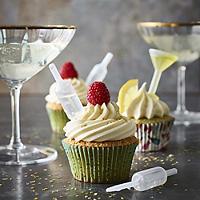 "Wilton® Shot Tops Cupcake-Rezepte-Sets mit ""Schuss"""