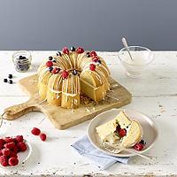 Formen für Kuchen mit Füllung
