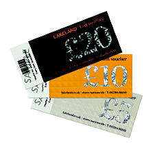 Lakeland Gift Vouchers