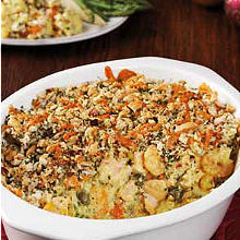 Festive fish pie by Rosemary Moon