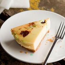 Kendal mint cake cheesecake